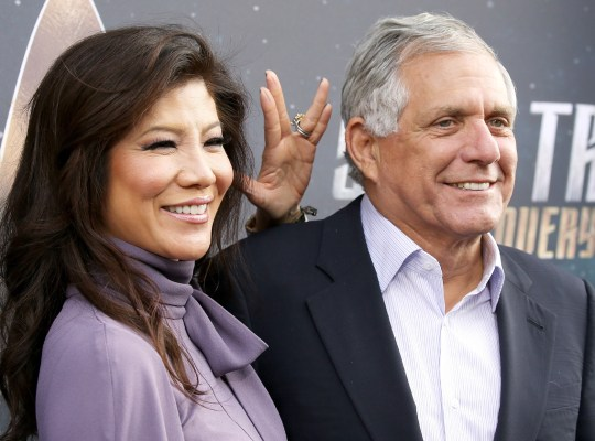 julie chen les moonves married cbs