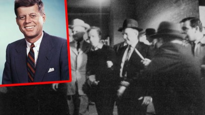 lee harvey oswald assassination faked