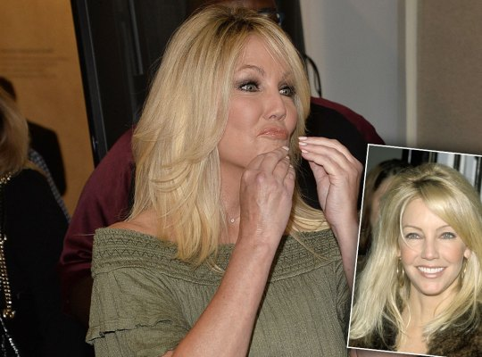 heather locklear arrest rehab domestic violence