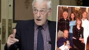 'Frasier' Dad's Dying Heartbreak thumbnail