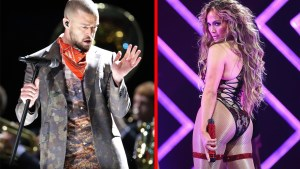 justin timberlake j lo super bowl paid