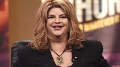 kirstie alley hoarding food doomsday