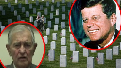 The Nazi Traitor Buried In Arlington National Cemetery thumbnail