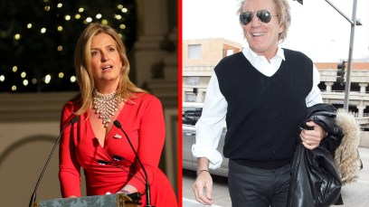 Rod Stewart: Cross-Dressing Rocker Shares Wife's Clothes thumbnail