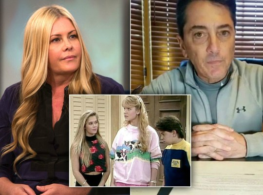 Nicole Eggert Brings Out 12 Witnesses In Scott Baio Abuse Case thumbnail