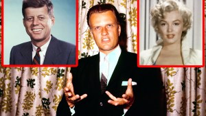 billy graham jfk marilyn monroe