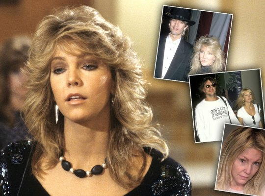 Heather Locklear — Hollywood Affairs That Left Her Shattered thumbnail