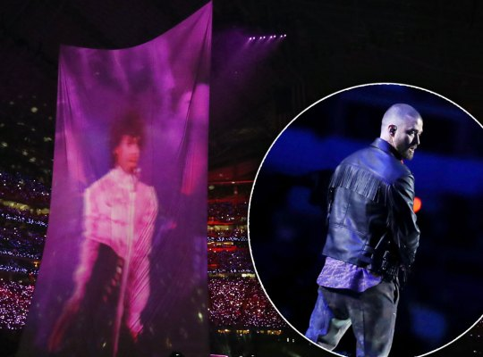 Justin Timberlake Shamed Out Of Using Prince In Concert thumbnail