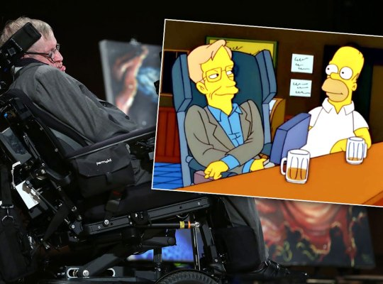 Stephen Hawking Dead At 76 — Celebrity Physicist Sex Scandals thumbnail