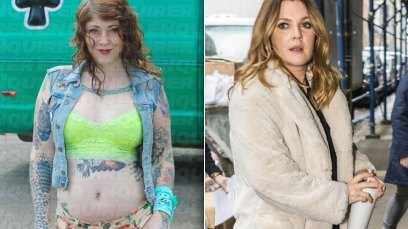 drew barrymore scandals stripper niece