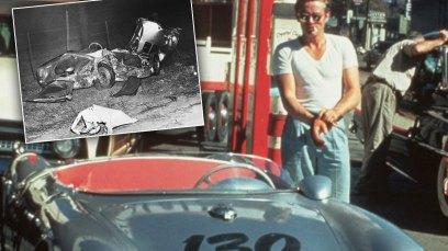 james dean car crash death scandals