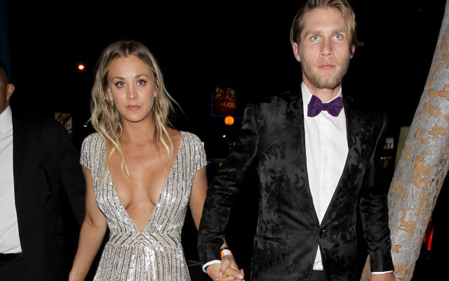 kaley cuoco bridezilla wedding disaster