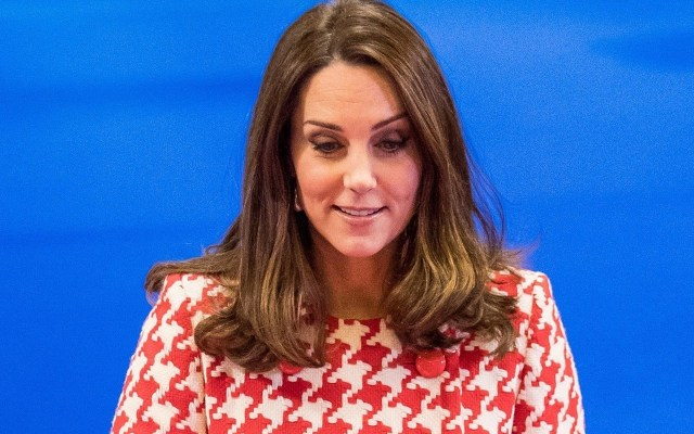 kate middleton dying gray hair