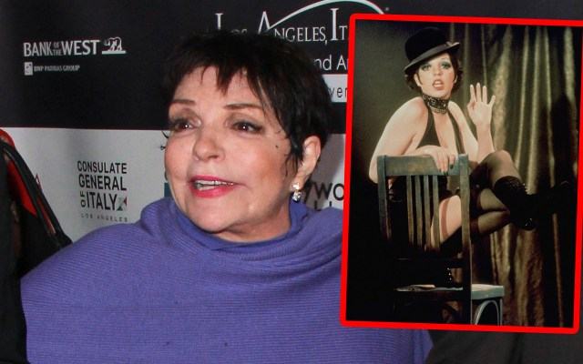 liza minnelli sick dying hospital