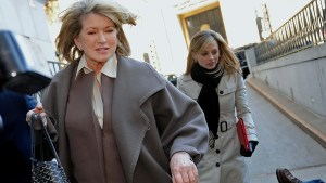 martha stewart diva airline scandal