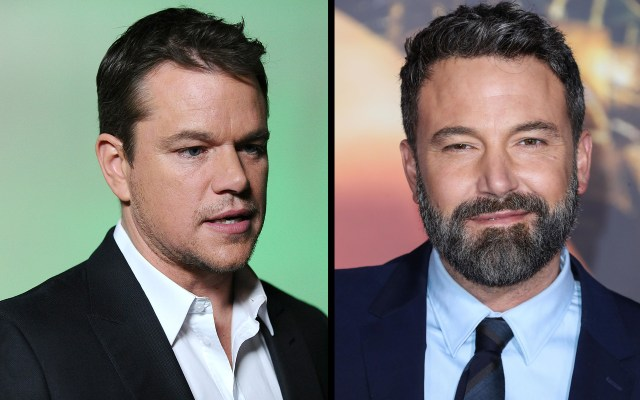 matt damon ben affleck breakup