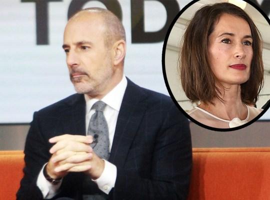 matt lauer fired exile divorce