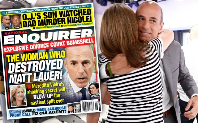 matt lauer sexual harassment divorce