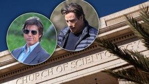 tom cruise john travolta scientology feud