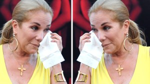 kathie lee gifford fake crying