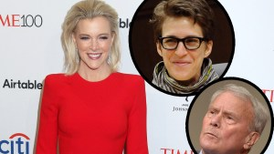 megyn kelly rachel maddow today feud