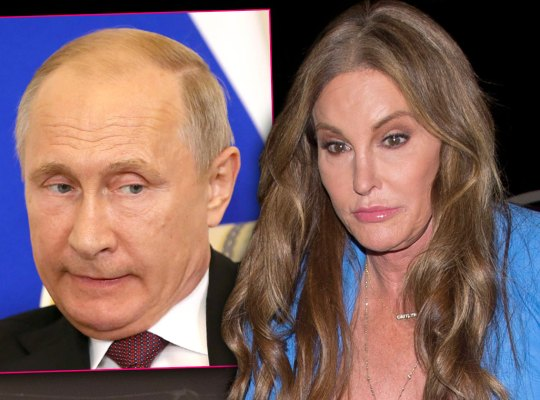 Caitlyn Jenner Supports Homophobic Russia