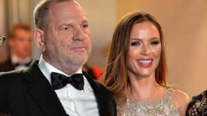harvey weinstein scandal wife georgina