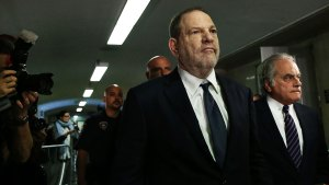 Harvey weinstein rape charges trial F