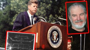 jfk kennedy assassination second shooter