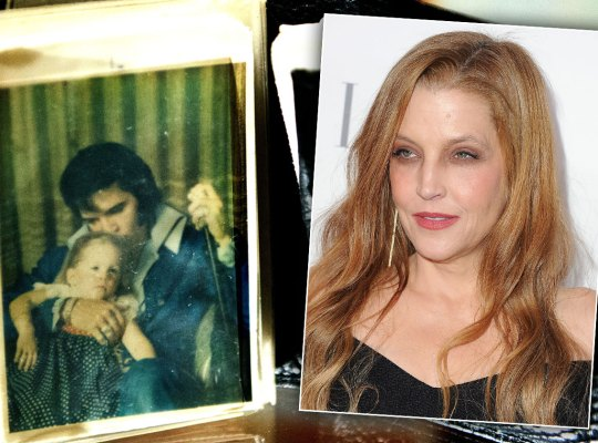 lisa marie presley broke elvis fortune