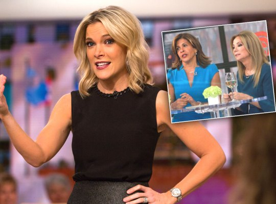 megyn kelly today ratings scandals feuds