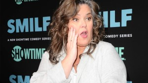 rosie odonnell broadway one woman show