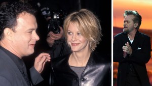 tom hanks meg ryan mellencamp wedding