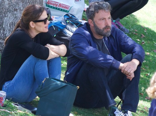 ben affleck jennifer garner divorce 2