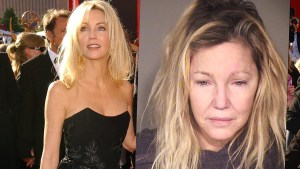 heather locklear arrest rehab scandal