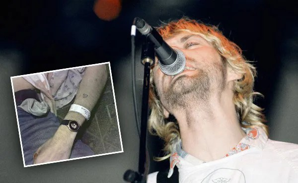 Kurt cobain autopsy death photo 1