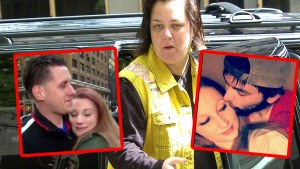 rosie odonnell daughter divorce scandal