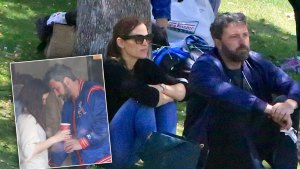 Ben affleck rehab jennifer garner divorce 1