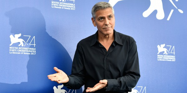 George clooney gay rumors claims