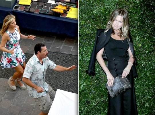jennifer aniston divorce brad pitt scandals