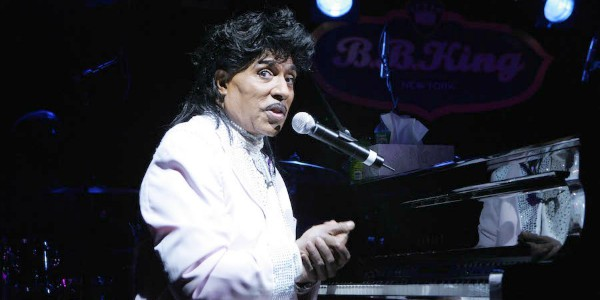 Little richard gay rumors claims