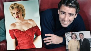 marilyn monroe death kennedys peter lawford conspiracy