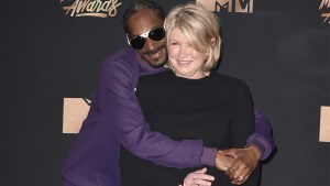 martha stewart snoop dogg romance