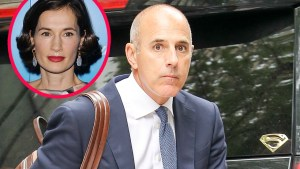 matt lauer cheat divorce new woman
