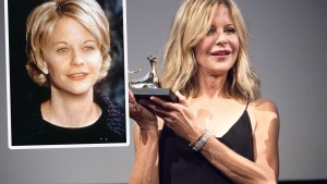 meg ryan plastic surgery nightmare