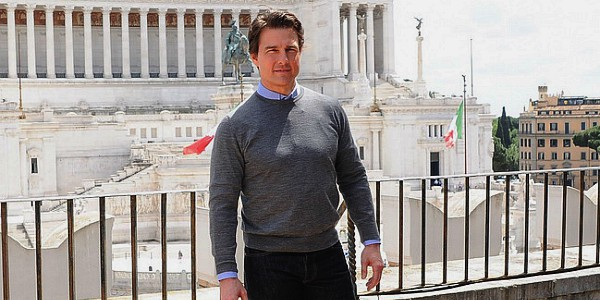 Tom cruise gay rumors claims