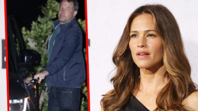 jennifer garner ben affleck divorce scandal