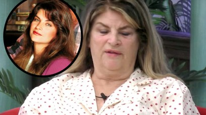 kirstie alley weight celebrity big brother