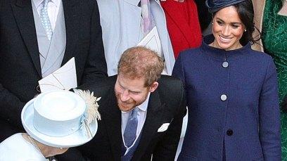 meghan markle pregnant prince harry