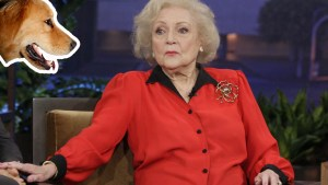 betty white pet psychic dead dog
